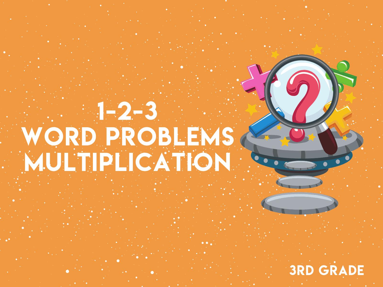 3rd Grade - 123 Word Problems