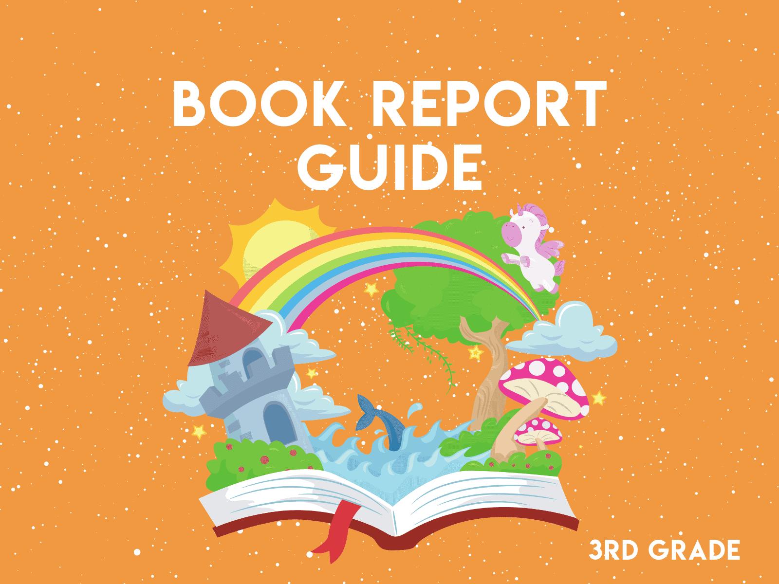 3rd Grade Book Report Guide