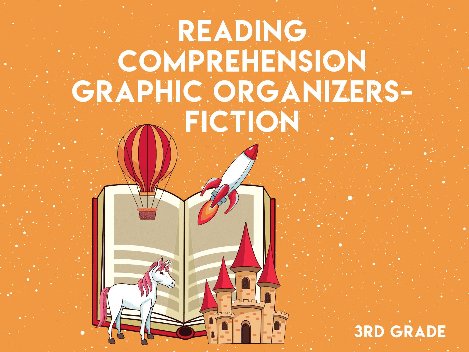 3rd Grade Fiction Reading Graphic Organizer