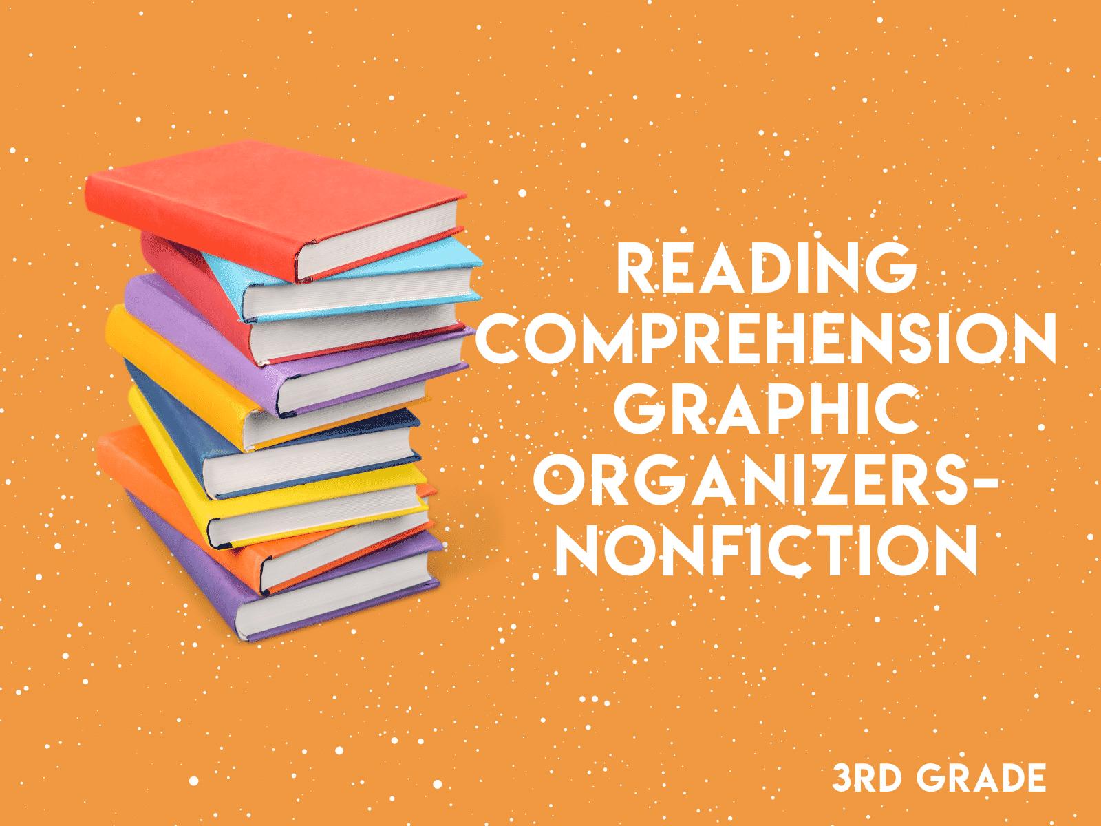 3rd Grade Non-Fiction Reading Graphic Organizer