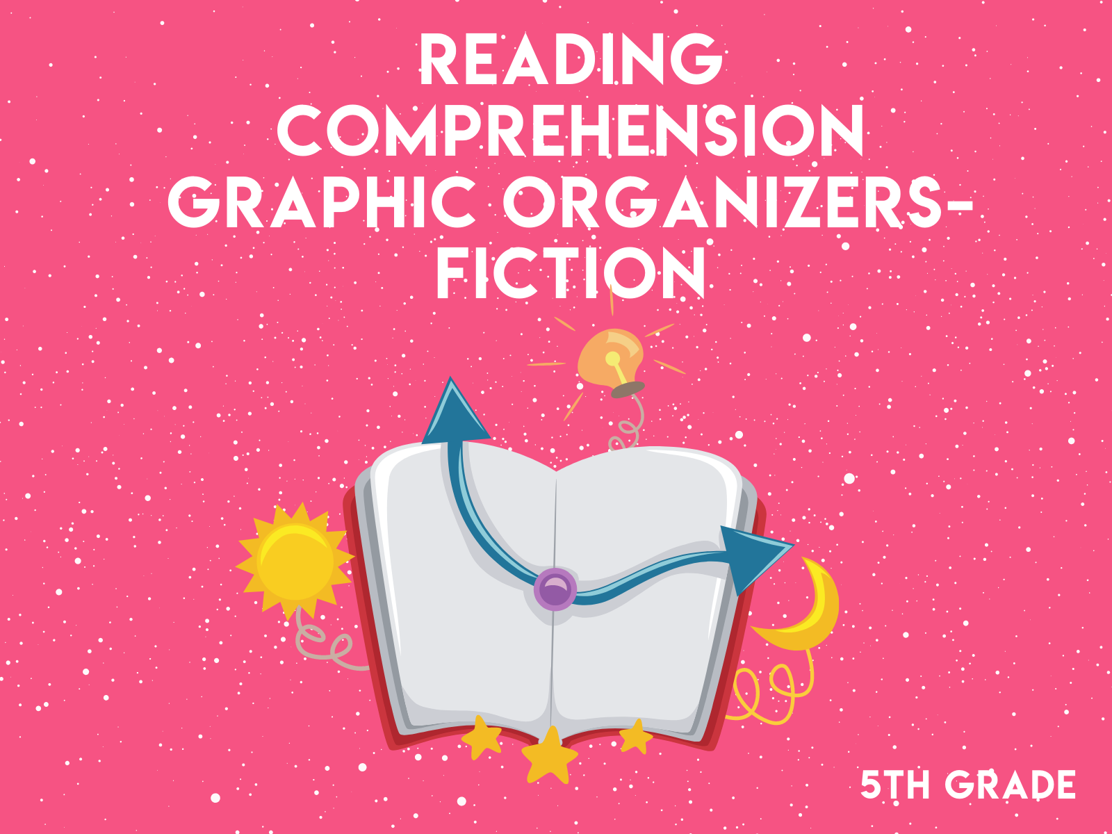 5th Grade - Reading CGO Fiction   Reading comprehension help for 5th graders