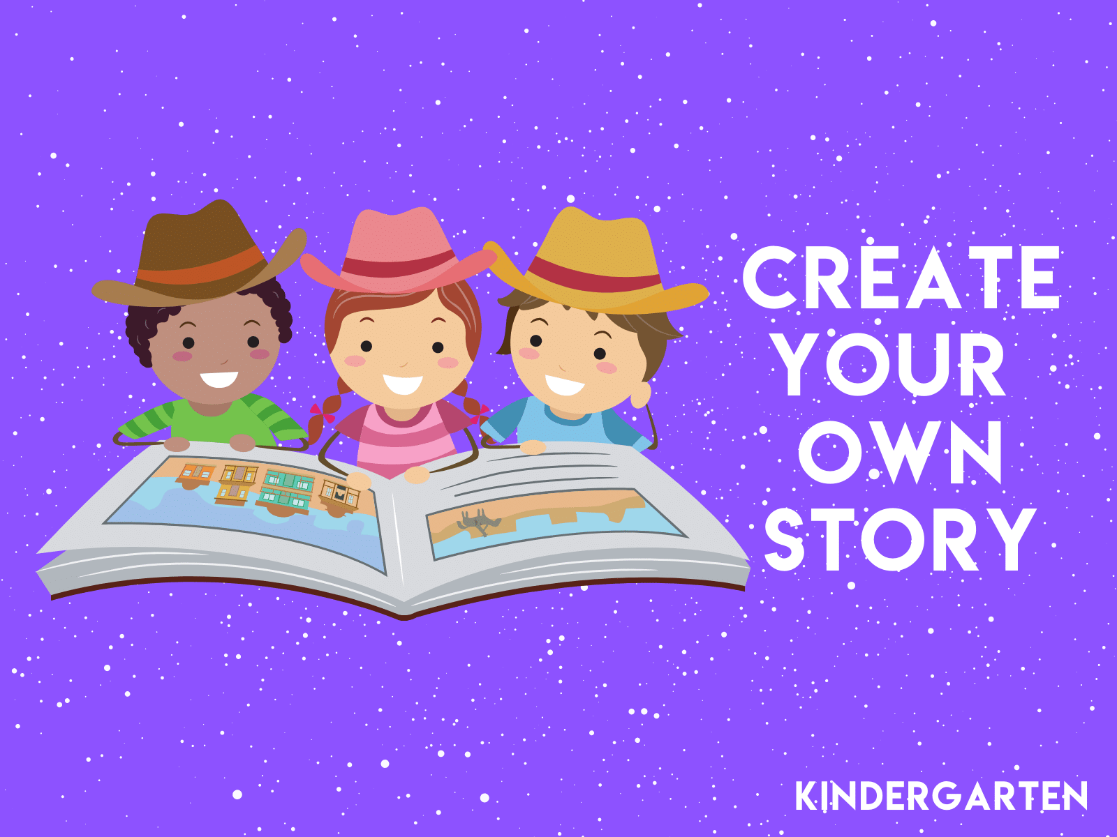 Learn the five main parts of a good story and how to write your own with this free kindergarten story guide.