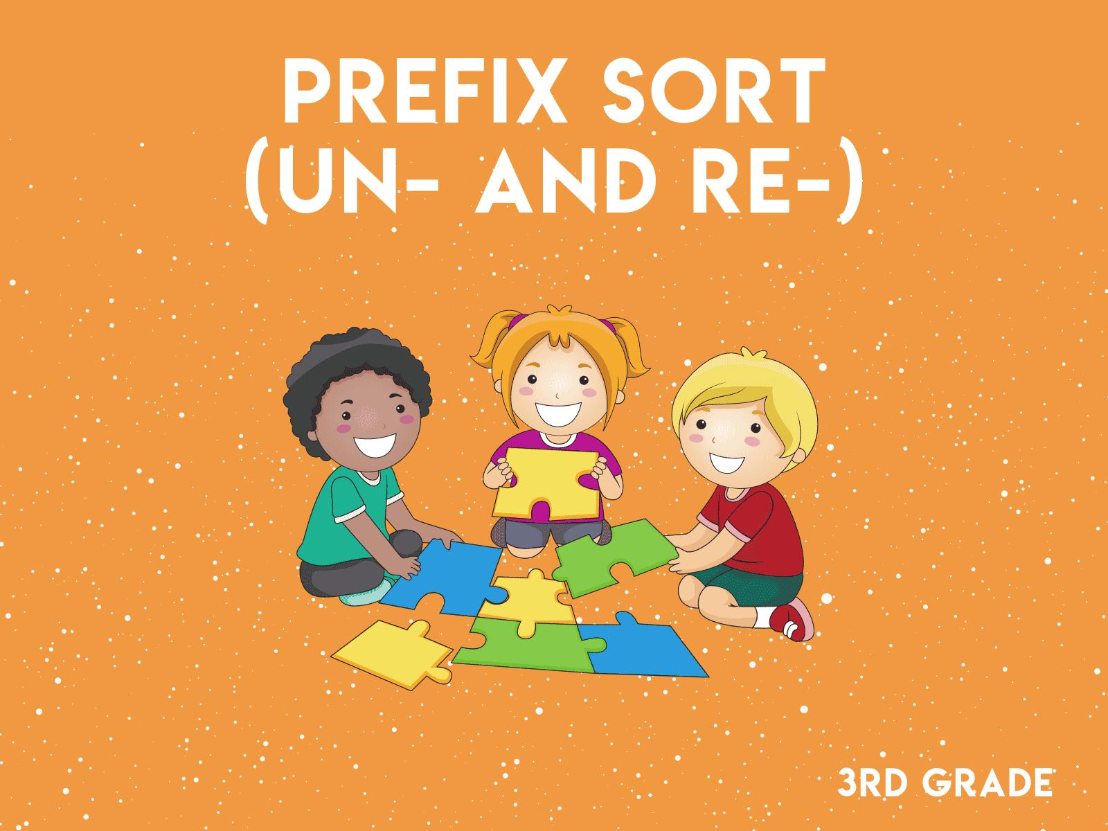 Prefix Sort (Un- and Re-)