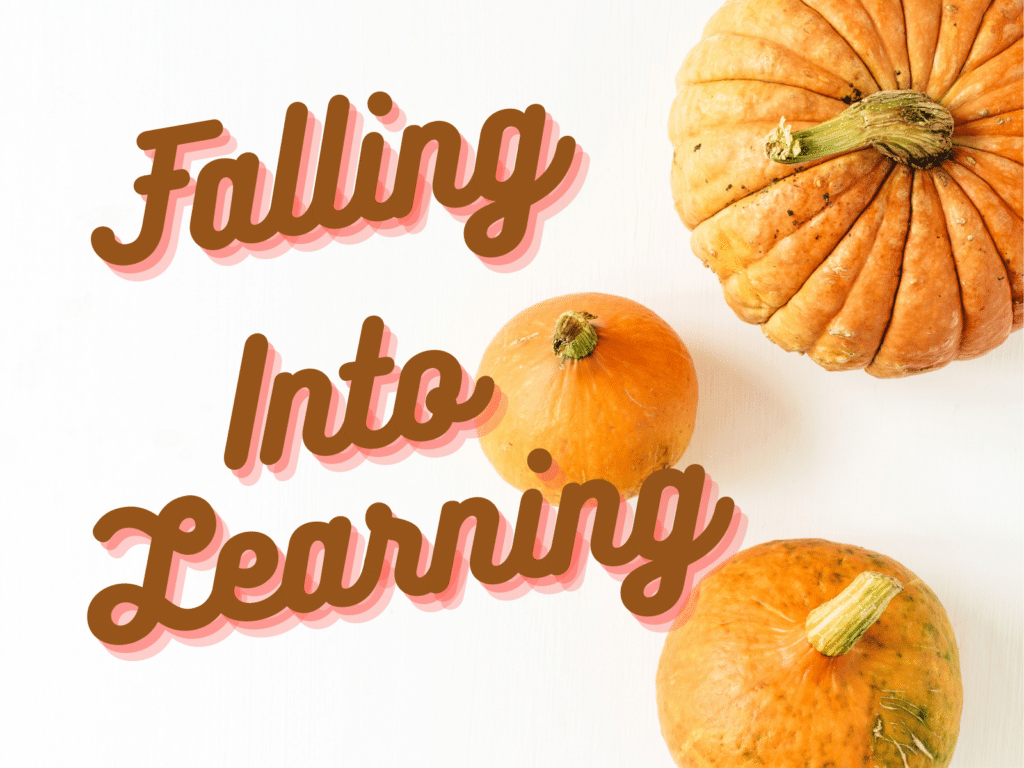 Falling Into Learning
