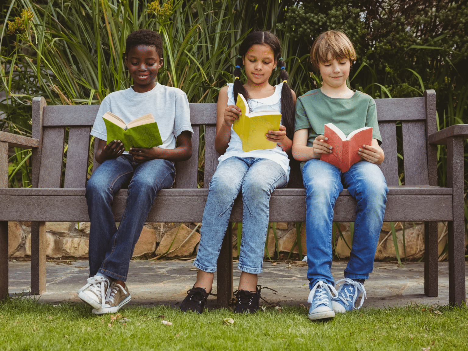 Suggested Reading for Grades 3-5