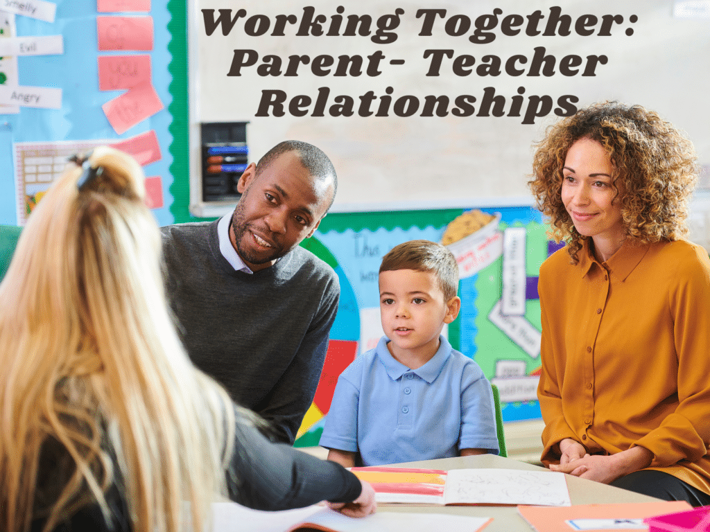 Parent teacher teamwork